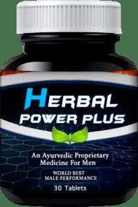 Herbal Power Plus - के फायदे, सामग्री, रचना